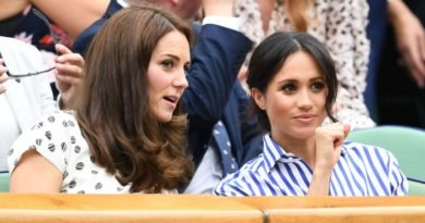 Kate And Meghan To Attend Wimbledon Women's Final Together