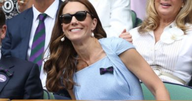Kate Middleton at Wimbledon Tennis Championships 2019
