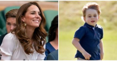 Kate Revealed George Has Played Tennis With His Favorite Player