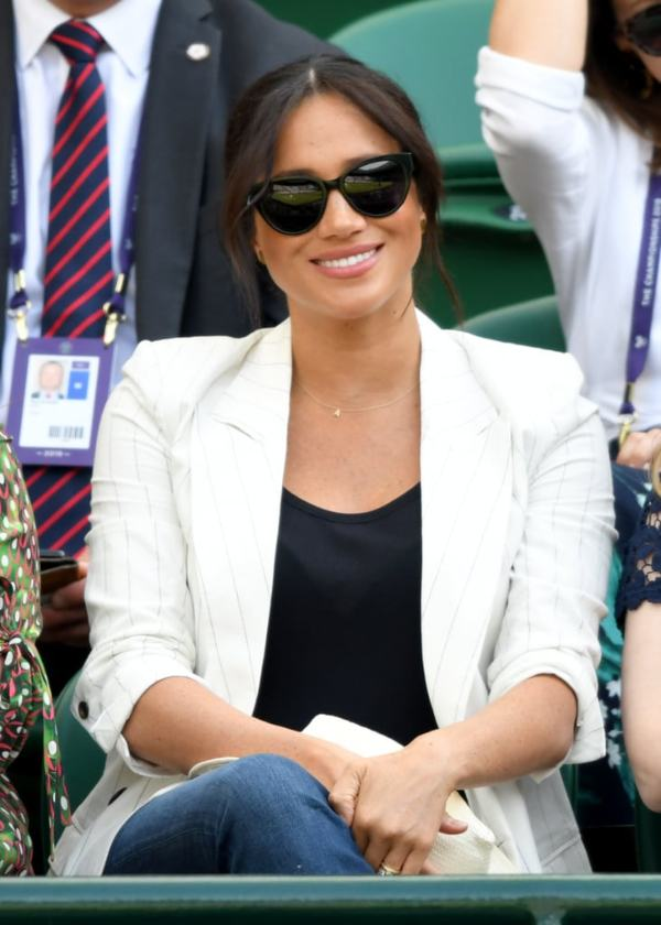 Meghan's Sweet Tribute To Son Archie At Wimbledon