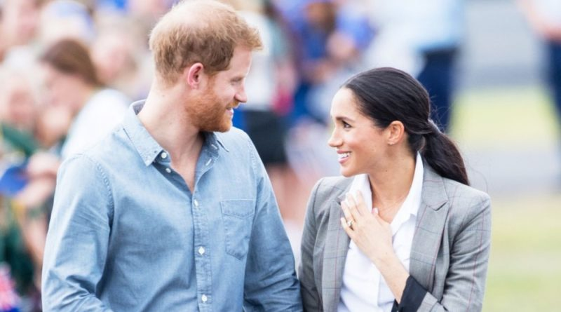 Meghan And Prince Harry Just Revealed The Name Of Their New Foundation