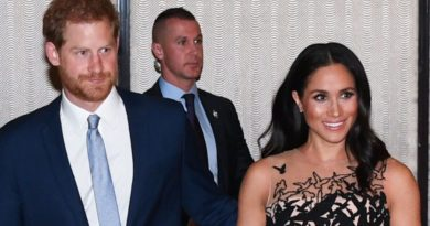 Prince Harry And Meghan Just Received New Title