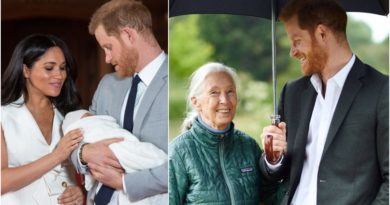 Prince Harry Opens Up About More Children With Wife Meghan