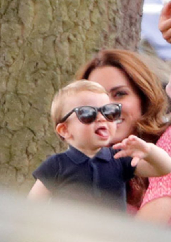 Prince louis baby boss 2