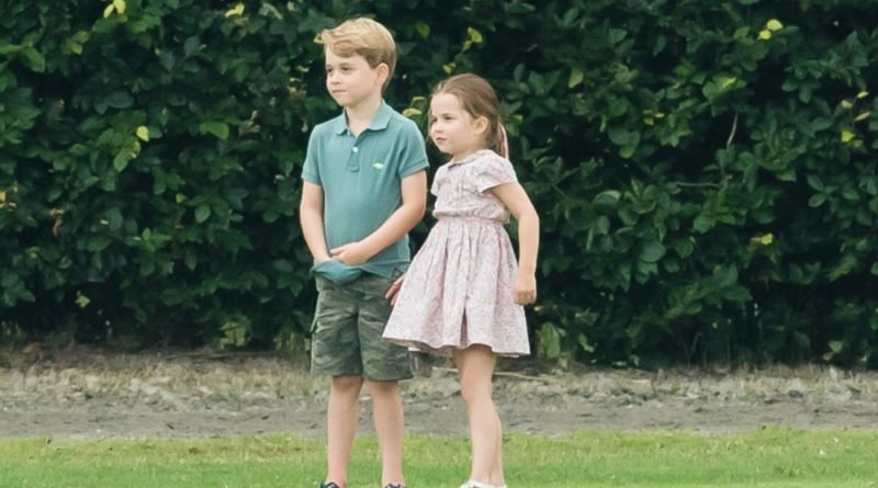 Princess Charlotte Reveals Secret Talent At The Polo Match