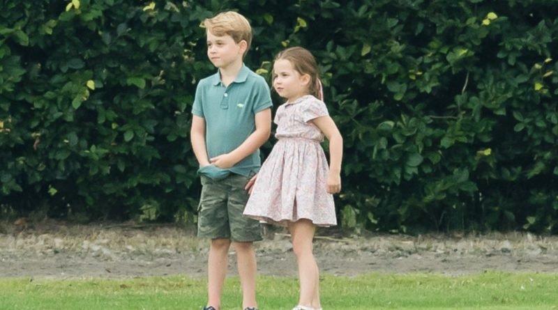 Princess Charlotte Reveals Secret Talent At The Polo Match