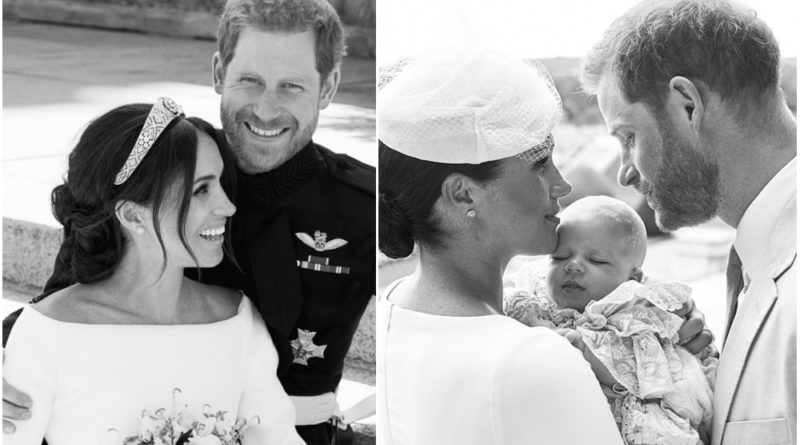 The Sweet Connection Between Archie's Christening And His Parent's Wedding