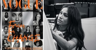 Meghan Will Be Guest Editor For September Issue Of British Vogue