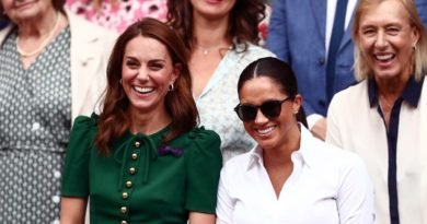 What Made Kate And Meghan Laugh So Much At Wimbledon