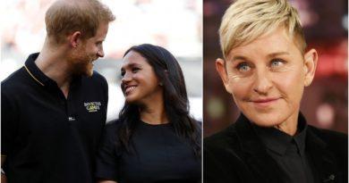 Ellen Revealed Secret Meeting With Harry And Meghan