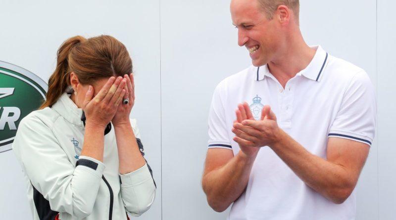 Kate Middleton and Prince