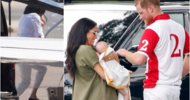 New Photos Show Harry, Meghan And Archie Have Returned From Holiday