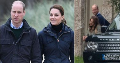 Prince William And Kate Photographed In Balmoral