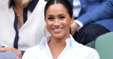 The Special Gift Meghan Sent To Her British Vogue Contributors