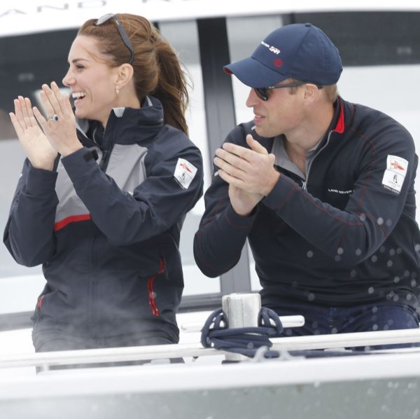 William And Kate Forced To Make A Big Change To Yachting Regatta