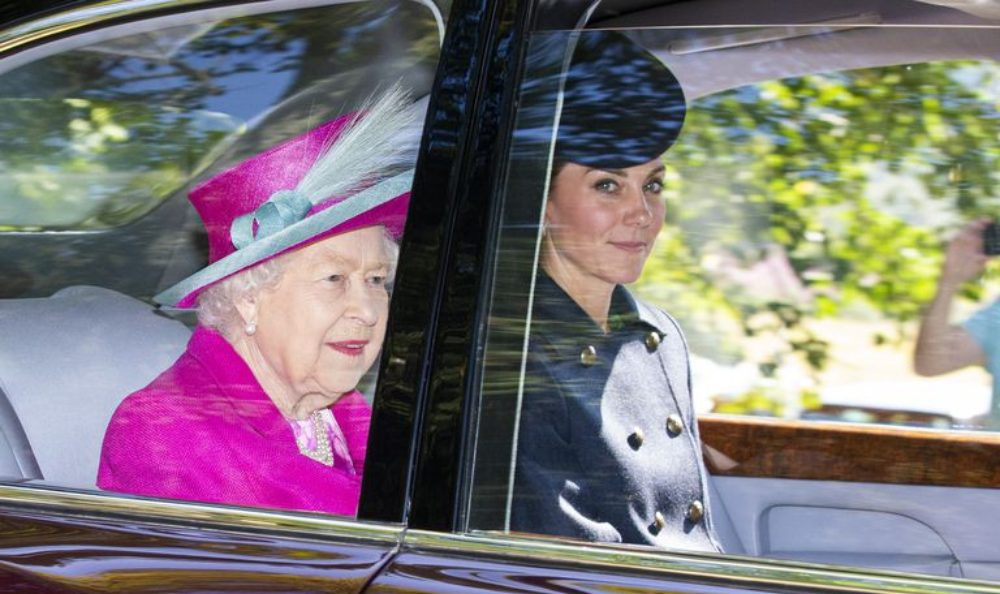 The Queen And Kate Set To Appear In TV Commonwealth Special