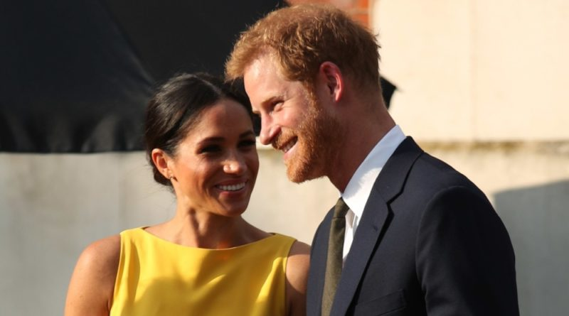 Harry And Meghan Announce Africa Tour Details