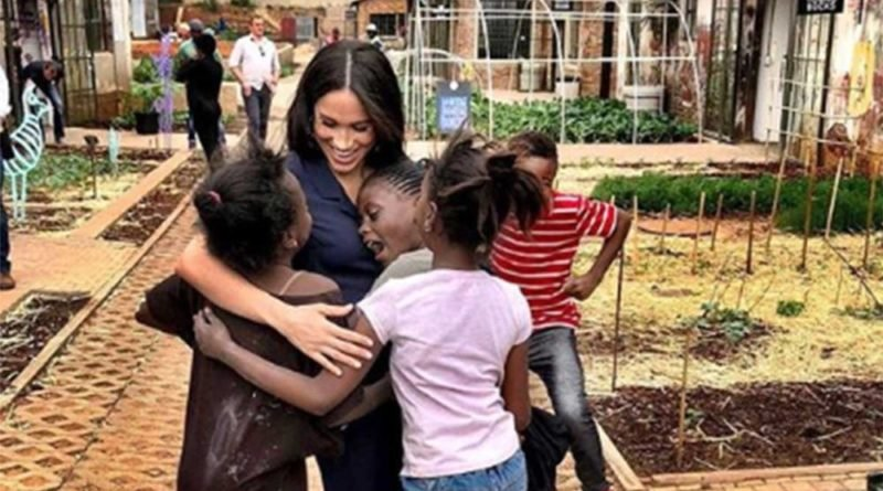 Meghan's Private Engagement In Johannesburg On Royal Tour Revealed