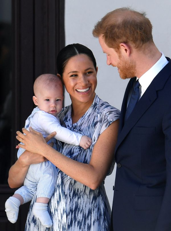 Meghan Has The Cutest Nickname For Her Son Archie