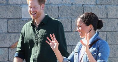 Meghan Just Opened Up About 'Parenting' With Prince Harry
