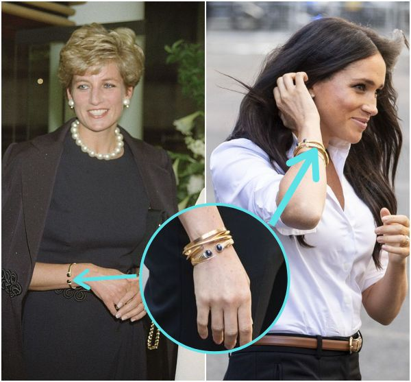 Meghan Paid Tribute To Princess Diana At Smart Works Collection Launch