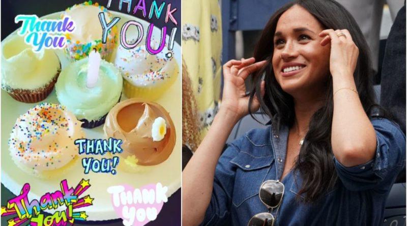 Meghan Surprised Her Makeup Artist For His Birthday During N.Y.C. Trip
