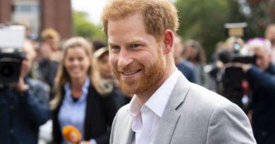 Prince Harry 2019