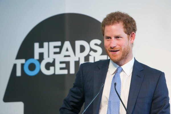 Prince Harry And Oprah Reveal New Details About Mental Health TV Series