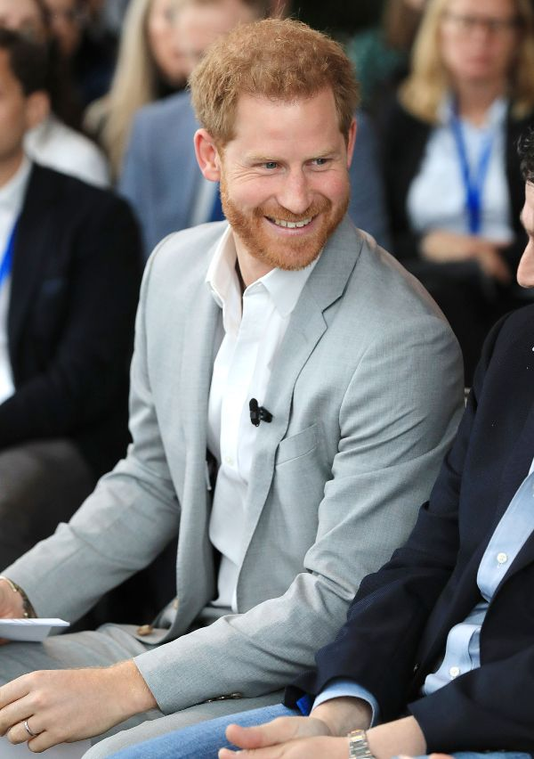 Prince Harry in Amsterdam