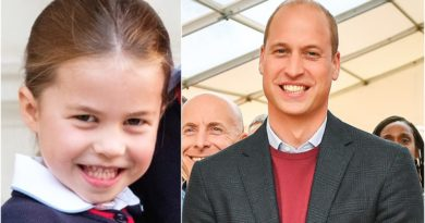 Prince William Just Revealed The One Thing Daughter Charlotte Loves