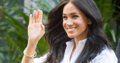 The Reason Why Meghan Rushed Back Home To Her Baby Archie