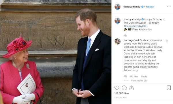 William And Kate Send Harry Personal Birthday Message