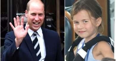 William Just Received The Cutest Gift For Daughter Charlotte
