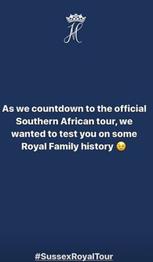 meghan and harry quiz
