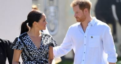 Harry And Meghan Are Following Only 17 Instagram Accounts For A Special Reason