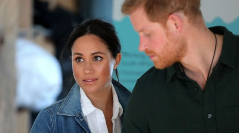 Harry And Meghan Are Taking Legal Action Against British Tabloid Press