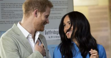 Harry And Meghan Posted Their Favourite Behind-The-Scenes Moments Of Royal Tour