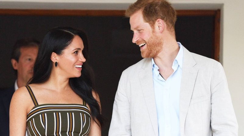 Harry And Meghan Share Throwback Photo Of Their Wedding Day