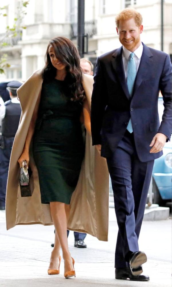 Harry's Sweet Reassuring Comment To Meghan About Post-Pregnancy Appearance