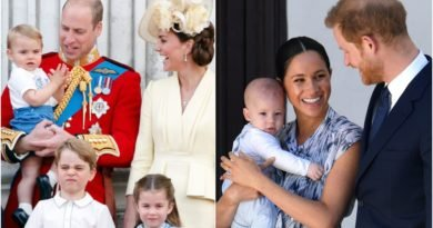 Here's Why William And Harry's Children Have Different Surnames