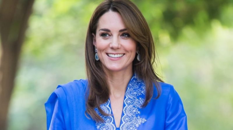 Kate Gave Her First TV Interview As A Royal During The Tour Of Pakistan