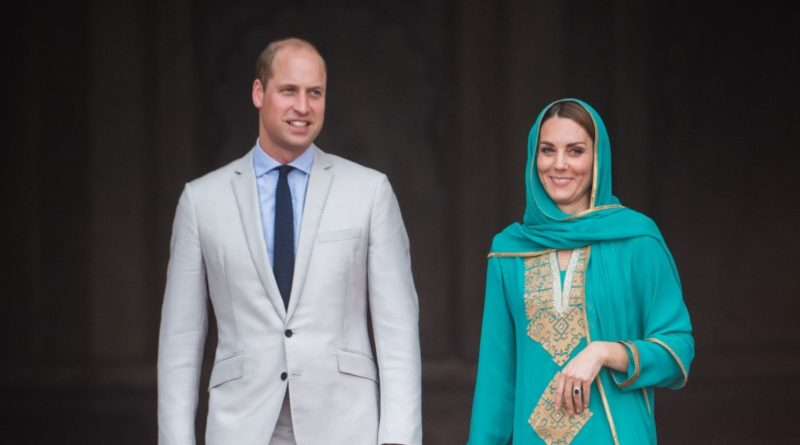 Fans Go Wild Over This Unbelievably Synchronised Video Of William And Kate