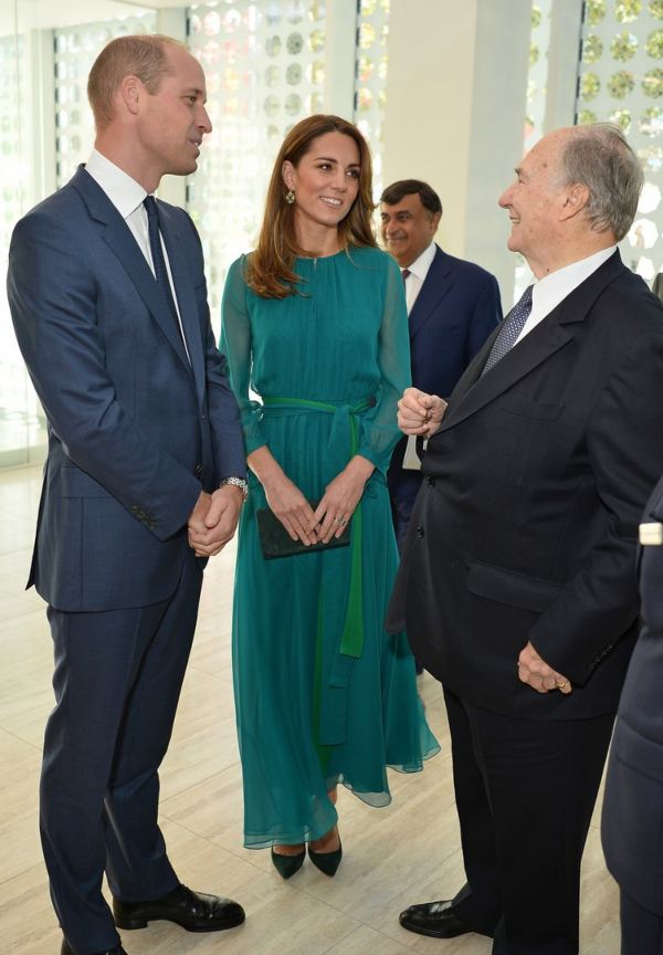 Kate Revealed What Daughter Charlotte Loves To Eat While At Aga Khan Centre