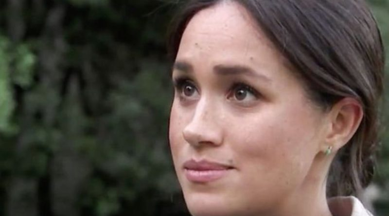 Meghan Fight Back Tears As She Opened Up About Stress Of Being A New Mom