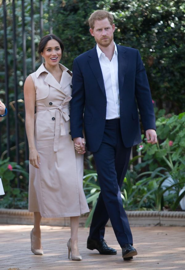 Meghan Made A Thoughtful Gesture To One Of The MPs Who Sent Her A Letter Of Support