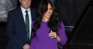 Meghan Stepped Out To Attend One Young World Summit
