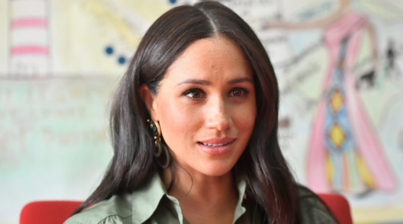 Meghan Steps Out For Second Engagement At ActionAid