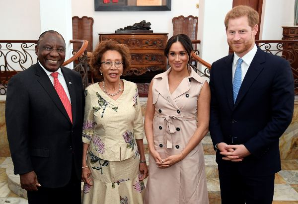 Prince Harry And Meghan Have Filmed A Documentary In Africa