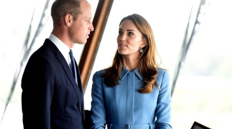 Prince William And Kate Hold Secret Meeting