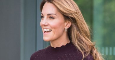 The Duchess Of Cambridge Gives Exciting Update On Their Website